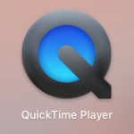 QuickTimeアイコン